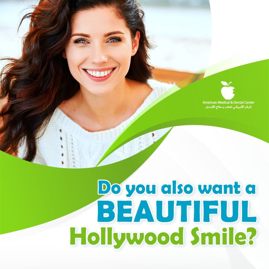 Veneers : Do you also want a beautiful Hollywood smile?